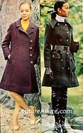 Couture Allure Vintage Fashion: 1967 Fashion Makeovers