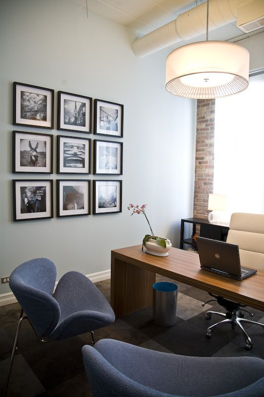 Executive Offices #decor #decoration #office quotes always help improve your workplace http://www.delightfull.eu/