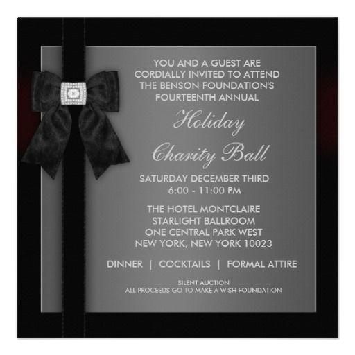 Formal Invitation Templates Spirit Of The Season Wedding Invitation  Weddings