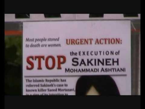 28.08.2010 - Iran - Global Action Day Against Stoning Pt. I - Frankfurt ...