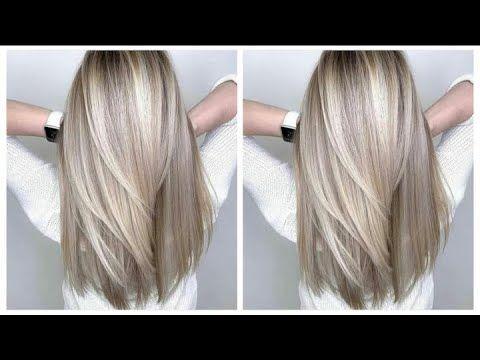 إحصلي على لون أشقر فاتح جدا توحيد لون الجدور تجنبي اللون البرتقالي Youtube Hair Styles Hair Beauty