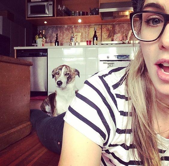 Emily Bett Instagram Post