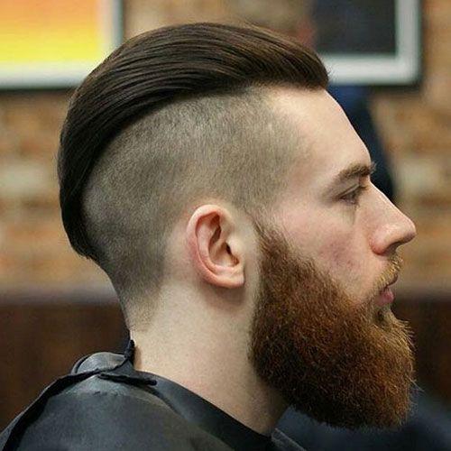 37 Best Widow S Peak Hairstyles For Men 2020 Styles Undercut With Beard Undercut Hairstyles Mens Hairstyles Undercut
