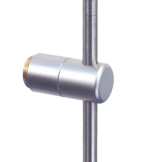 Wall Fixing For 6mm 1 4 Dia Rods Locks At Any Angle In 2020 Support Wall Rods Wall