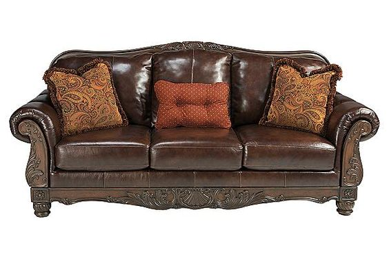 Upholstery North shore and Leather on Pinterest