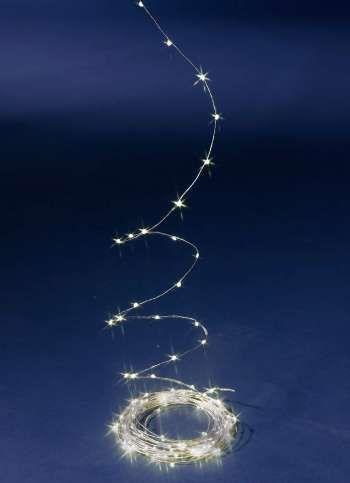 Micro LED Twinkle Light für außen 9 m Länge