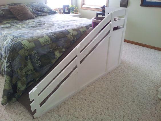 Baby Bed Rails Diy