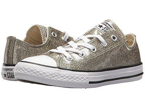 Gold glitter Converse size 1 | Converse
