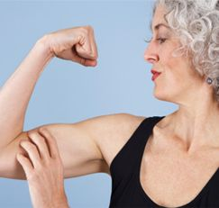 A number of readers in their 60s, 70s and even 80s wrote to thank us for a recent exercise article that included easier moves appropriate for seniors and women just starting to work out (click here for that article). They were happy to finally find exercises that weren't far beyond their skills and strength levels! …