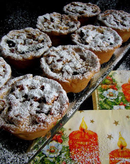 Smaczna Pyza: Kruche mini jabłeczniki - http://smacznapyza.blogspot.com/2012/11/kruche-mini-jabeczniki.html