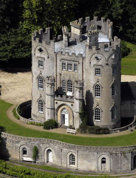Castle in Ireland:
