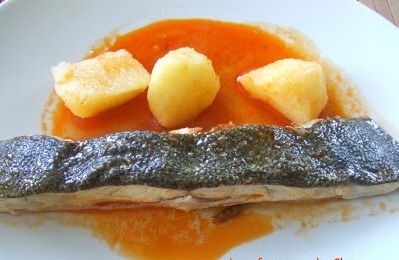 Rodaballo a la gallega by spain-recipes.com