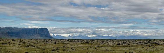 Un universo paralelo. Esfera: Paisaje islandés