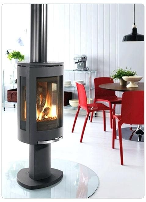 Stand Alone Gas Fireplace Ventless Free Standing Direct Vent Gas Fireplace From Gas Fireplaces Add S Modern Wood Burning Stoves Wood Stove Fireplace Wood Stove