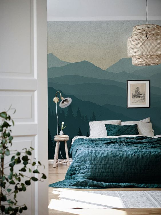 36+ Papier peint tendance 2020 chambre ideas in 2021