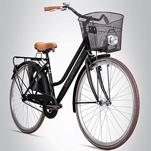 Campingzubehor Cityrader Fahrrader Radfahren Bergsteiger Amsterdam 28 Zoll Damenfahrrad Ab 150 Cm 00729161479 Damenfahrrad City Fahrrad Fahrrad