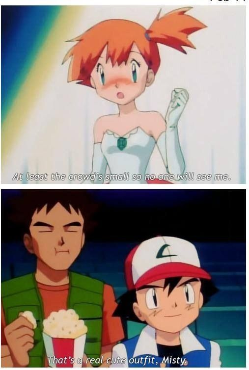 I Think Ash Is In Love But I Like Him