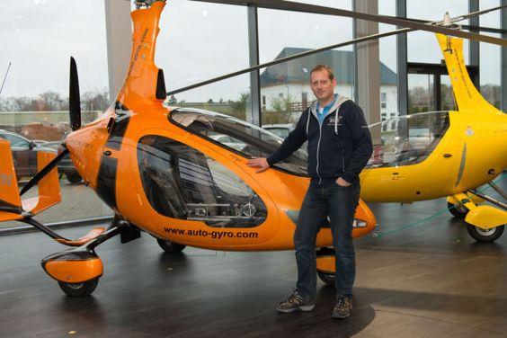Autogyro GmbH CEO & founder Otmar Birkner interview.