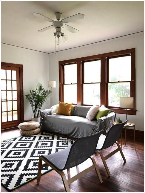 Beach Themed Living Room On A Budget Living Room Makeover On A