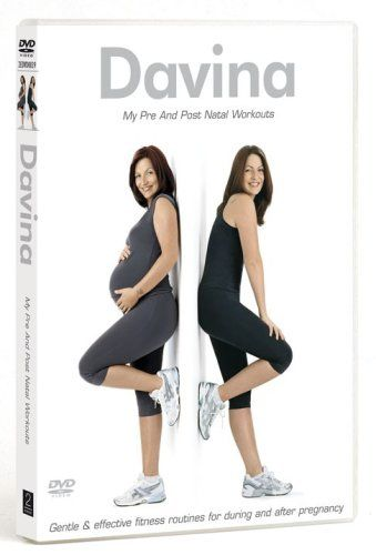 Davina - My Pre & Post Natal Workouts [DVD] [2007]: Amazon.co.uk: Davina McCall: Film & TV. £10.87