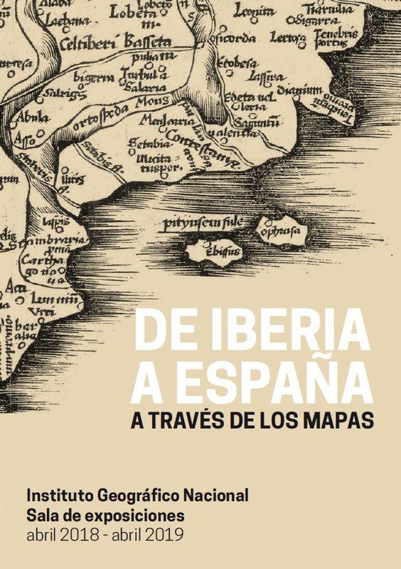 De Iberia a España a través de los mapas. - Buscar con Google