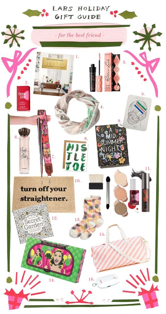 Check out Lars Holiday Gift Guide: Gifts for your bestie!