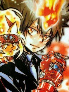 Tsunayoshi Sawada || Reborn!