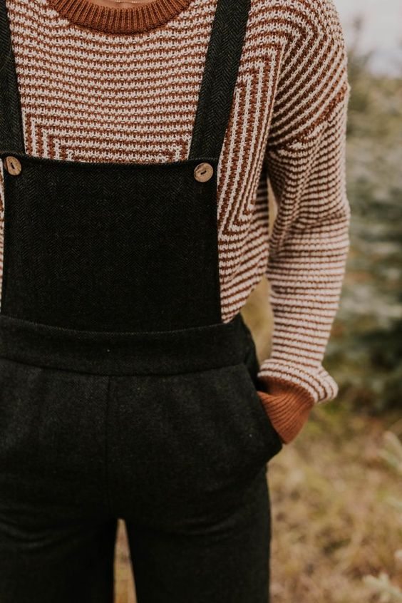 The Top Notch Overalls