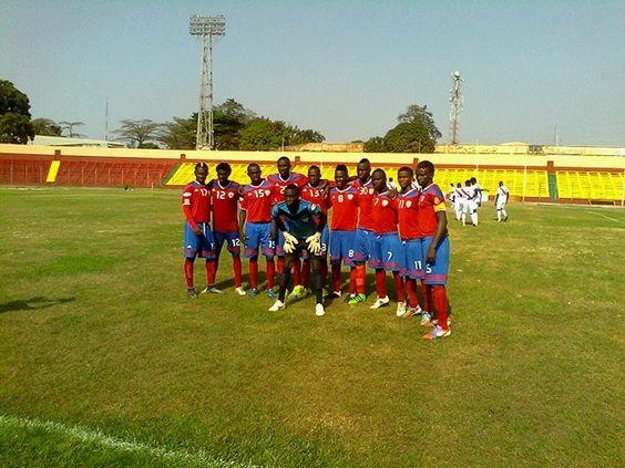 Foot Guinéen : La Flamme Olympique est reléguée en Ligue 2.