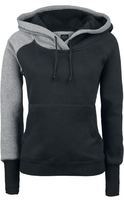 Two-Tone Hoodie (women) http://womanaccesories.space/shop/rebecca ...
