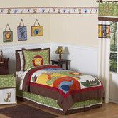 Found it at Wayfair - Jungle Time Kid Bedding Collection Carson's new Bedding...can't wait for it to get here for my little monkey!