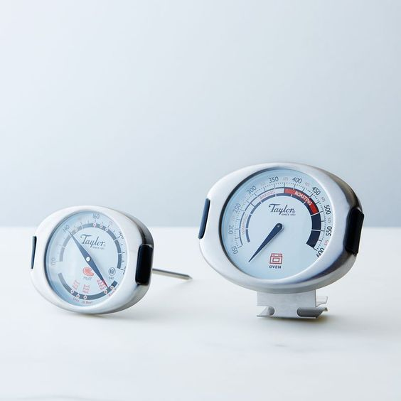 The Most Essential Tool for Any Kitchen Is an Oven Thermometer