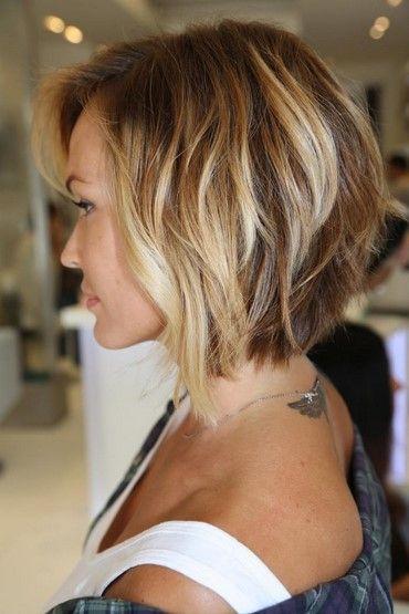 18+ Modern bob hairstyles for thick hair ideas