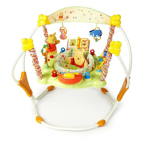 Disney Winnie The Pooh Bouncy Activity Jumper Babies Quot R