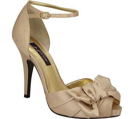 #Nina - Electra Gold Royal Satin