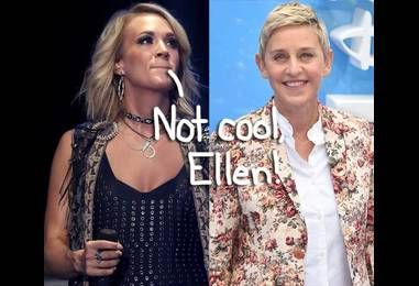 Ellen DeGeneres Gets Carrie Underwood Good With A Special 10th Anniversary Prank!