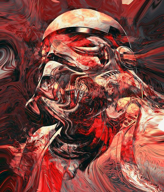 Stormtrooper by Dorian Legret