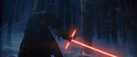 Erster Star Wars: Das Erwachen der Macht (Star Wars: The Force Awakens) Teaser Trailer. #StarWars