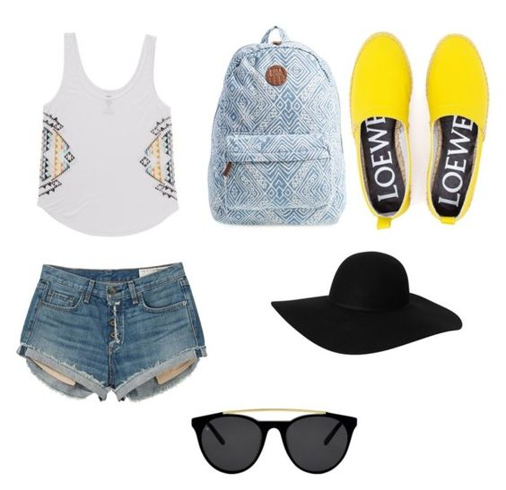 """""""One day at the sea"""" by miiliiliii on Polyvore"""