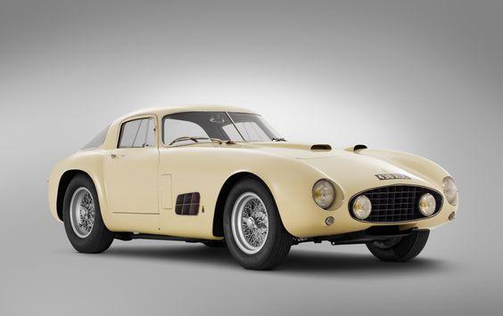 Veja fotos da bela Ferrari 410 Berlinetta