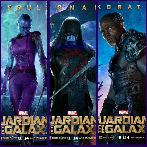 galaxy nebula garza movie poster - photo #7