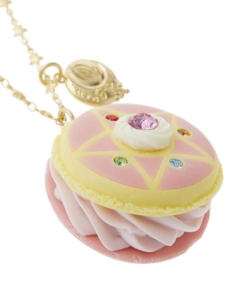 Sailor Moon News: Q-Pot Sailor Moon Jewelry available from June 30 - A Rinkya Blog