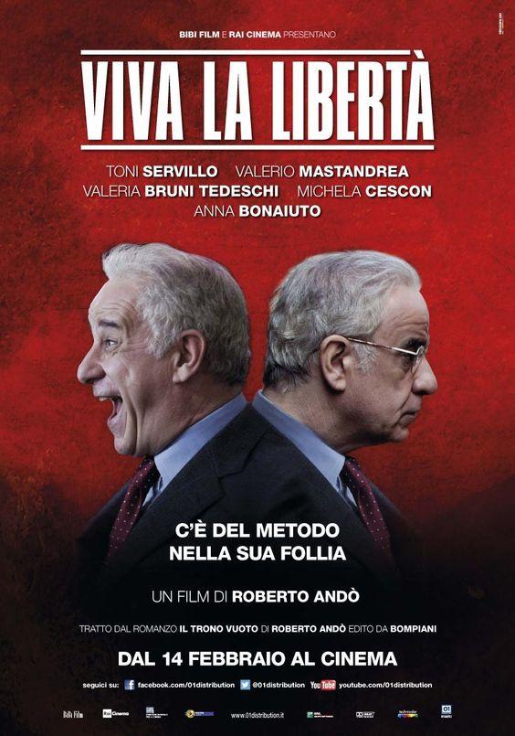 Filmtitel: VIVA LA LIBERTÀ,  Titelschrift: Compacta (Italienisches Filmplakat),  http://www.fontshop.com/fonts/downloads/itc/compacta_com_regular/ot_tt?&fg=000000&bg=ffffff&sample_size=96&sample_text=VIVA%20LA%20LIBERT%C3%80&ft=liga