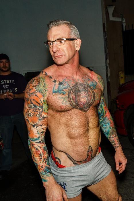 Sexy Older Gay Men 60