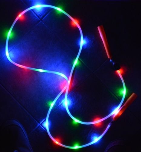 Light Up Jump Rope Light Show Double Dutch Jump Rope  We Fc Dutch And Indoor