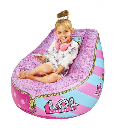 This Lol Surprise Inflatable Chill Chair Is The Perfect Seating
