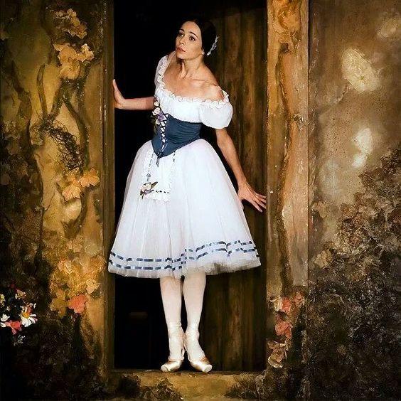 Diana Vishneva - Giselle Can't wait for AZYB's spring performance of Giselle!