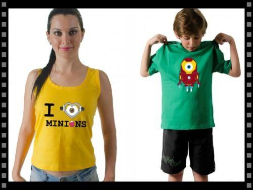 Personagens de filme viram febre no mundo inteiro : Os bichinhos amarelos e engraçados do longa-metragem Meu Malvado Favorito estão em todos os lugares, como acessórios, fantasias e muito mais. Para não ficar fora dessa, a Camisetas da Hora também entrou na onda dos #Minions! https://www.camisetasdahora.com/ | camisetasdahora