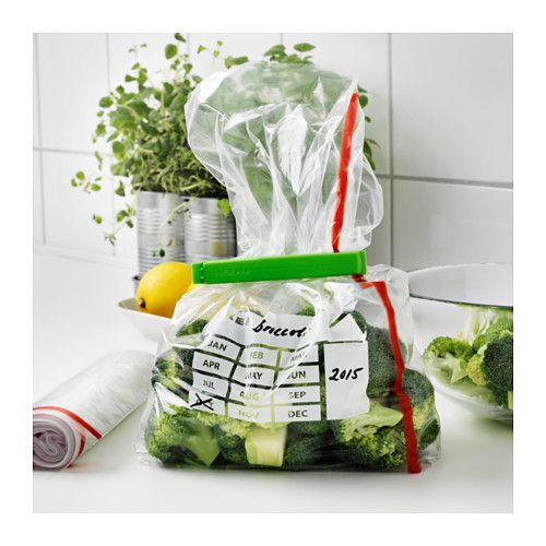 FÖRNYBAR Vrecko na mrazené potraviny  - IKEA