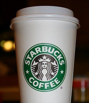Tax matters: Starbucks faces protests following the revelation that it avoids paying UK corporation tax, while Amazon no UK corporation tax last year despite being the Britain's largest online retailer.